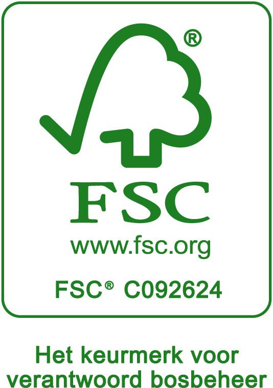 FSC keurmerk verantwoord bosbeheer
